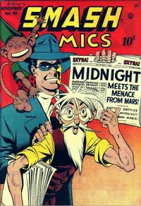 Cover for Smash Comics (1939 series) #48
