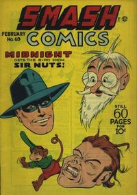 Cover for Smash Comics (Quality Comics, 1939 series) #69