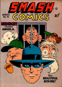 Cover Thumbnail for Smash Comics (Quality Comics, 1939 series) #72