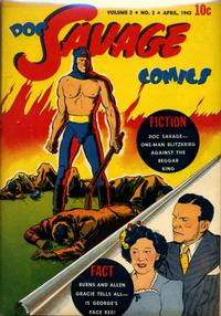Cover Thumbnail for Doc Savage Comics (Street and Smith, 1940 series) #v2#2 [14]