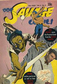Cover for Doc Savage Comics (Street and Smith, 1940 series) #v2#5 [17]