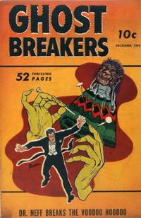 Cover Thumbnail for Ghost Breakers (Street and Smith, 1948 series) #2