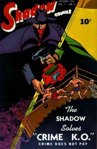 Cover Thumbnail for Shadow Comics (Street and Smith, 1940 series) #v7#7 [79]
