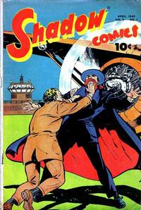 Cover Thumbnail for Shadow Comics (Street and Smith, 1940 series) #v9#1 [97]