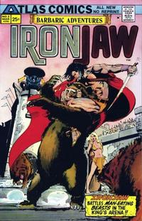 Cover Thumbnail for Ironjaw (Seaboard, 1975 series) #2