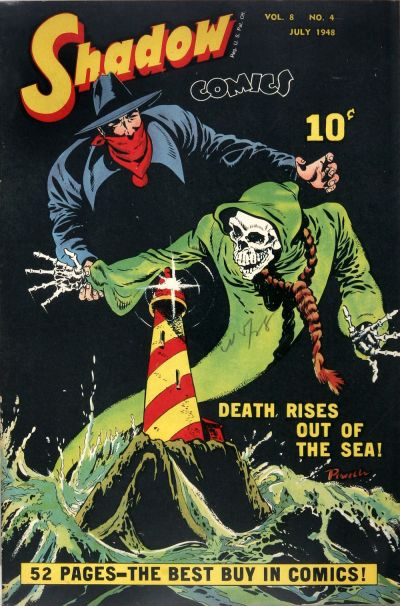 Cover for Shadow Comics (Street and Smith, 1940 series) #v8#4 [88]