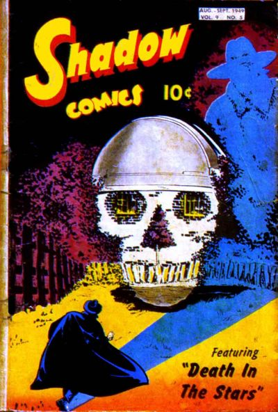 Cover for Shadow Comics (Street and Smith, 1940 series) #v9#5 [101]