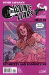 Cover for Young Liars (DC, 2008 series) #4