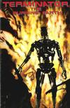 Cover for The Terminator: The Burning Earth (Now, 1990 series)