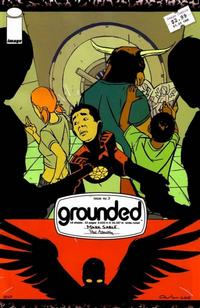 Cover Thumbnail for Grounded (Image, 2005 series) #3