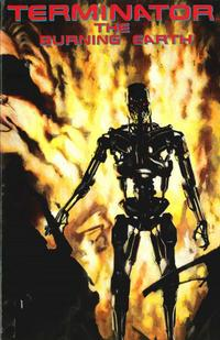 Cover Thumbnail for The Terminator: The Burning Earth (Now, 1990 series)
