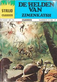 Cover Thumbnail for Strijd Classics (Classics/Williams, 1964 series) #11136