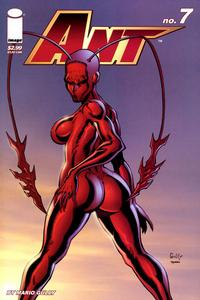 Cover Thumbnail for Ant (Image, 2005 series) #7