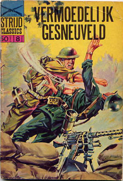 Cover for Strijd Classics (1964 series) #1107