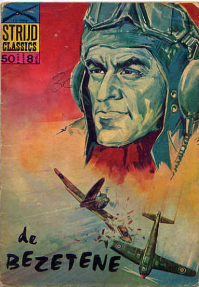 Cover for Strijd Classics (1964 series) #1109