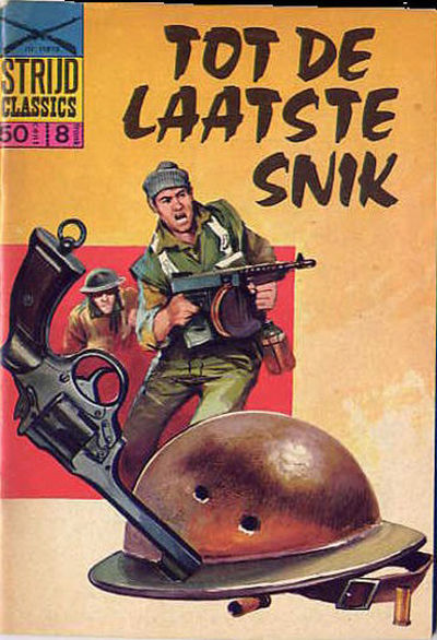 Cover for Strijd Classics (1964 series) #1113