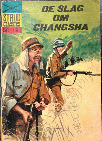 Cover for Strijd Classics (1964 series) #1114