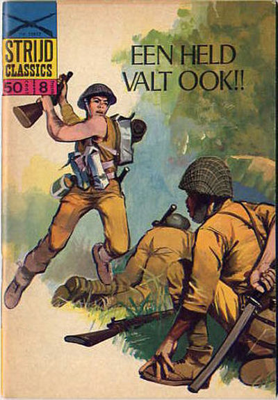 Cover for Strijd Classics (Classics/Williams, 1964 series) #1117