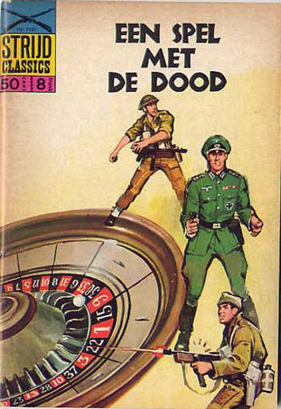 Cover for Strijd Classics (1964 series) #1121
