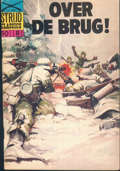 Cover for Strijd Classics (Classics/Williams, 1964 series) #1130