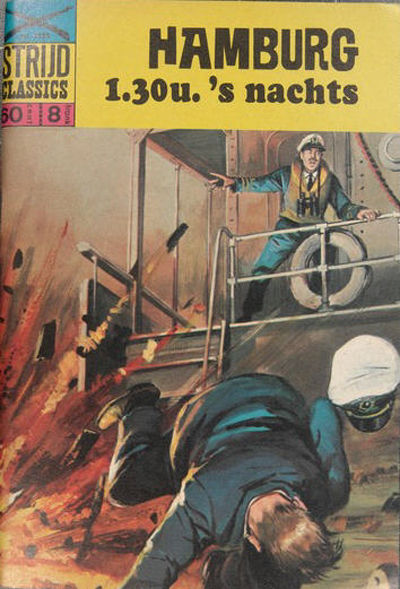 Cover for Strijd Classics (1964 series) #1153
