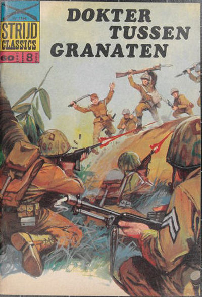 Cover for Strijd Classics (1964 series) #1160