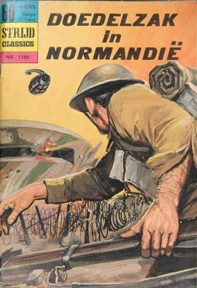 Cover for Strijd Classics (Classics/Williams, 1964 series) #1180