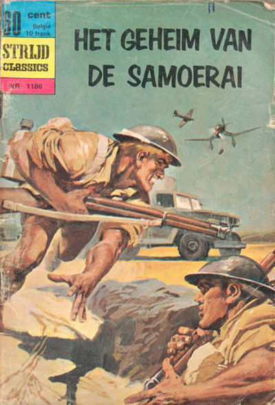 Cover for Strijd Classics (Classics/Williams, 1964 series) #1186