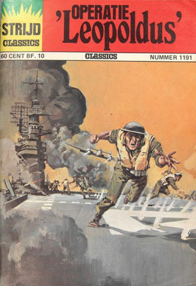 Cover for Strijd Classics (Classics/Williams, 1964 series) #1191