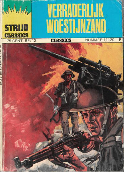 Cover for Strijd Classics (Classics/Williams, 1964 series) #11120