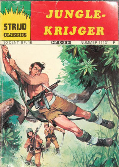 Cover for Strijd Classics (Classics/Williams, 1964 series) #11131