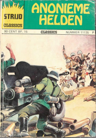 Cover for Strijd Classics (Classics/Williams, 1964 series) #11135