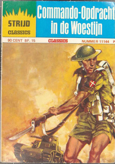Cover for Strijd Classics (Classics/Williams, 1964 series) #11144