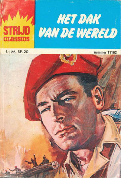 Cover for Strijd Classics (Classics/Williams, 1964 series) #11162