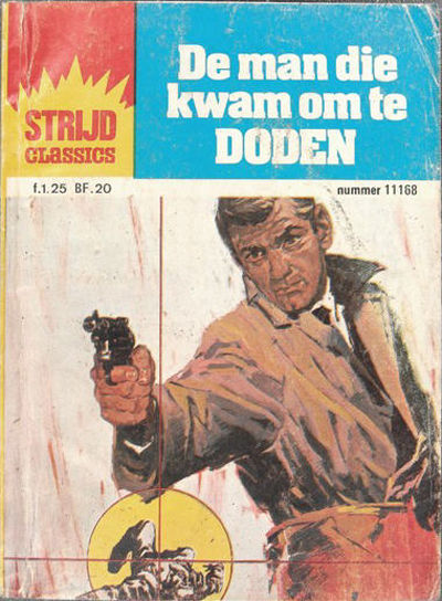 Cover for Strijd Classics (Classics/Williams, 1964 series) #11168
