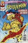 Cover for Las Aventuras De Spider-Man (Planeta DeAgostini, 1997 series) #6
