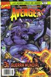 Cover for The Avengers (Grupo Editorial Vid, 1998 series) #25