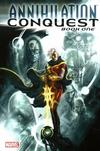 Cover for Annihilation: Conquest (Marvel, 2008 series) #1