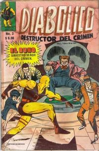 Cover Thumbnail for Diabolico (Novedades, 1981 series) #3