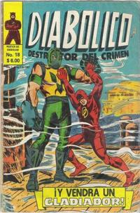 Cover Thumbnail for Diabolico (Novedades, 1981 series) #18