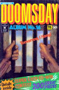 Cover Thumbnail for Doomsday Album (K. G. Murray, 1977 series) #16