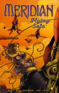 Cover Thumbnail for Meridian Traveler Edition: Flying Solo (CrossGen, 2003 series) #1