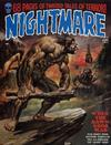 Cover for Nightmare (Skywald, 1970 series) #3