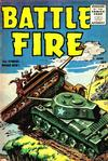 Cover for Battle Fire (Stanley Morse, 1955 series) #2
