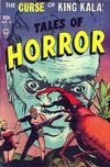 Cover for Tales of Horror (Toby, 1952 series) #4