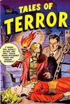Cover for Tales of Terror (Toby, 1952 series) #1