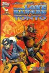 Cover for The Lone Ranger and Tonto (Topps, 1994 series) #2