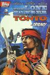 Cover for The Lone Ranger and Tonto (Topps, 1994 series) #3