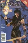 Cover for Xena: Warrior Princess: The Orpheus Trilogy (Topps, 1998 series) #1