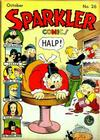 Cover for Sparkler Comics (United Features, 1941 series) #v4#2 (26)